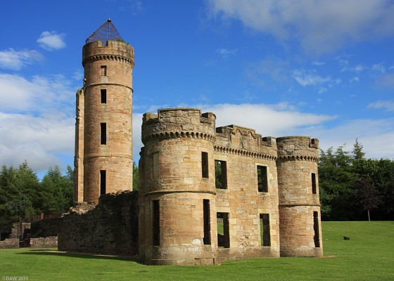 Castles historic sites of ayrshire arran eglinton for 17 eglinton terrace ayr
