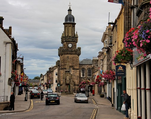 The Royal Hotel Forres
