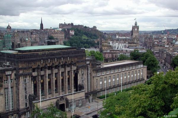 Edinburgh City St Andrews House The Neilston Webcam